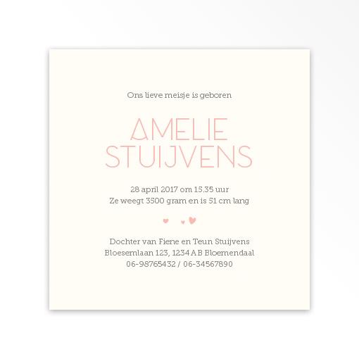 Studio Draak geboortekaartjes