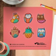 Studio Draak stickers