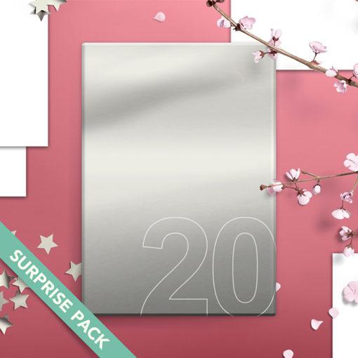 Studio Draak surprise pack 20 kaarten